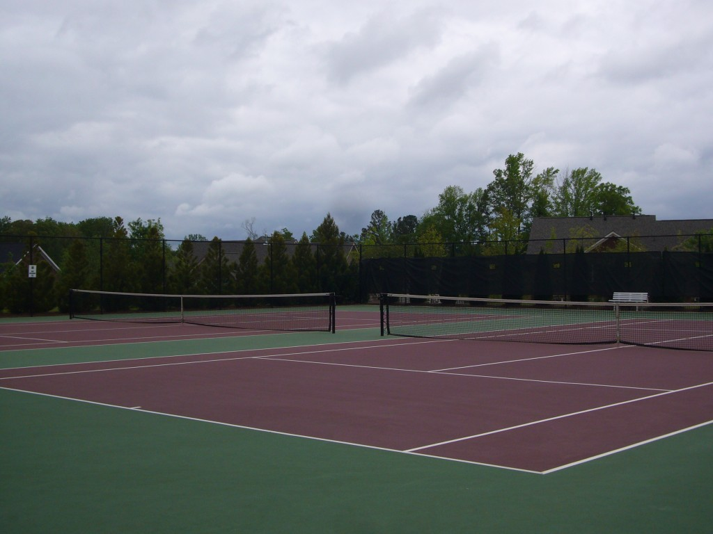 Lake Forest Preserve Tennis Courts