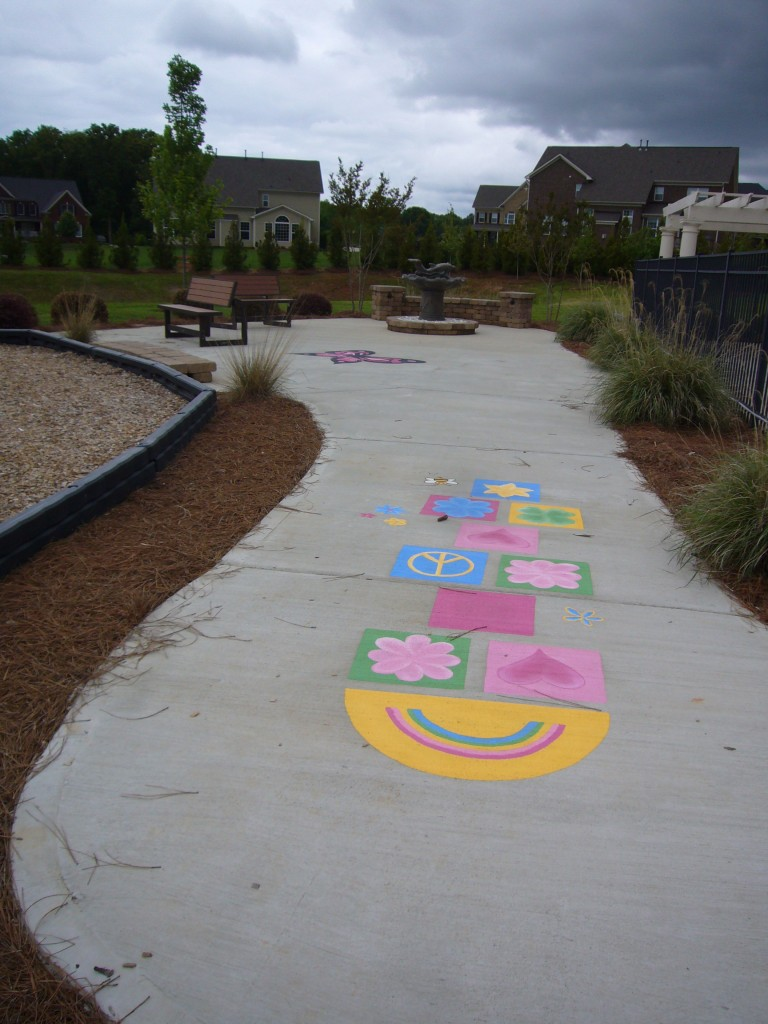 Lake Forest Preserve Play Area