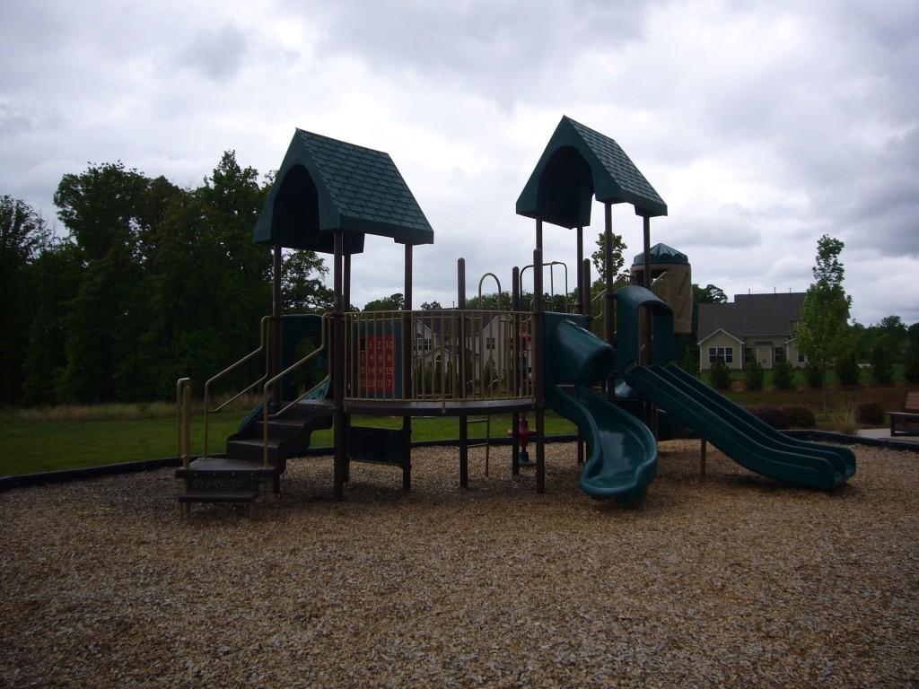 Lake Forest Preserve Playground