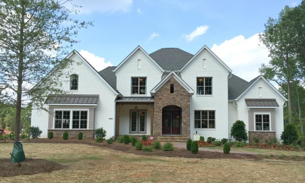 Grayson Model Home in Atherton