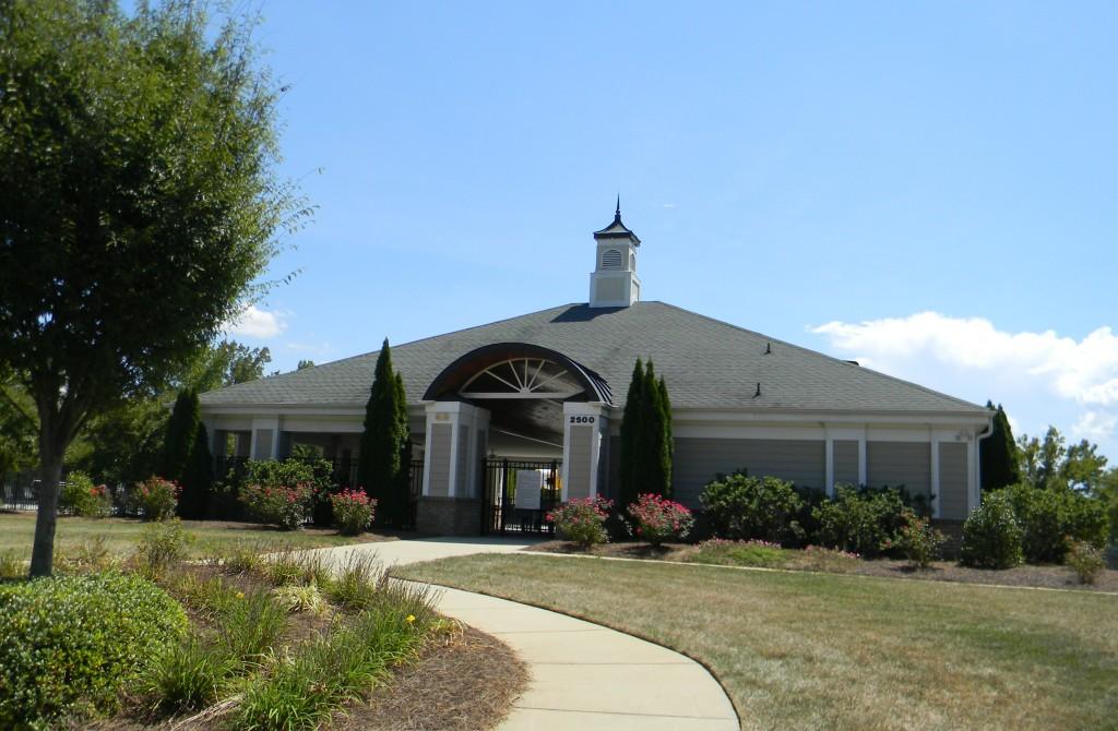 Barrington Clubhouse
