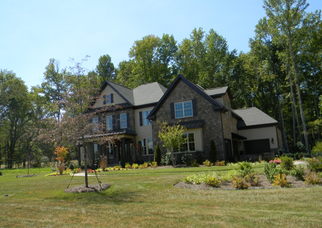 The Preserve at Marvin Model Home