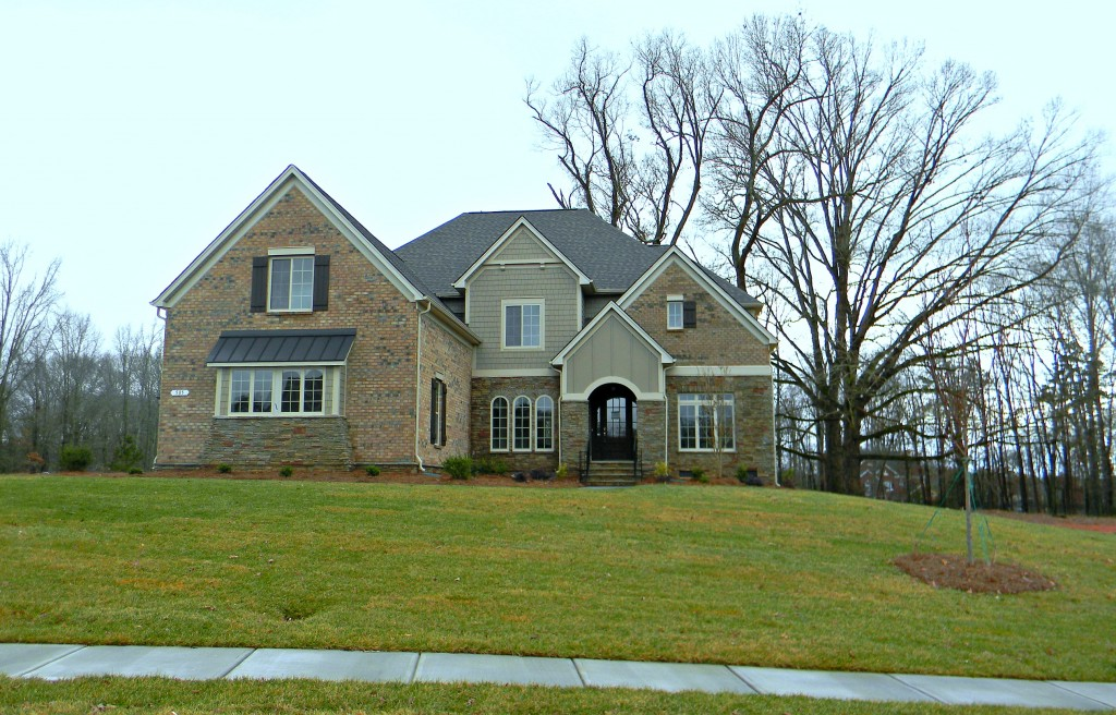 New Construction Home in McKinley Forest