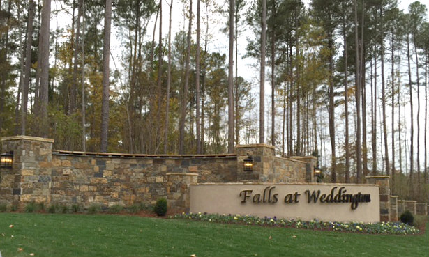Falls at Weddington