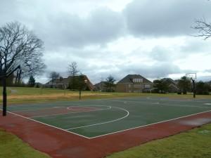 Chimneys Basketball Court