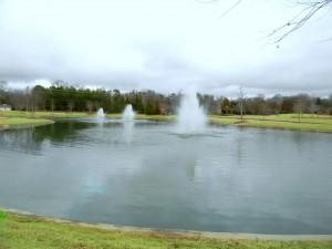Chimneys Fountain