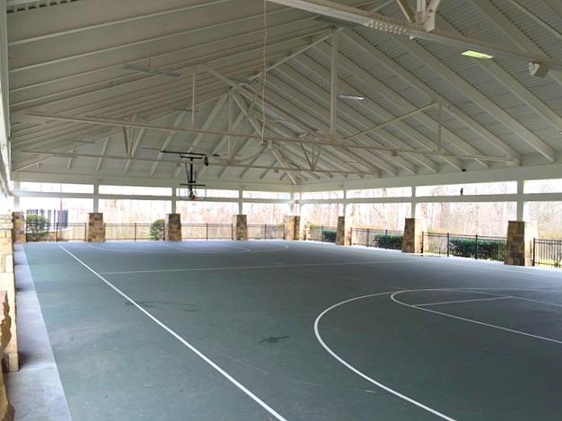 MillBridge Covered Sports Court