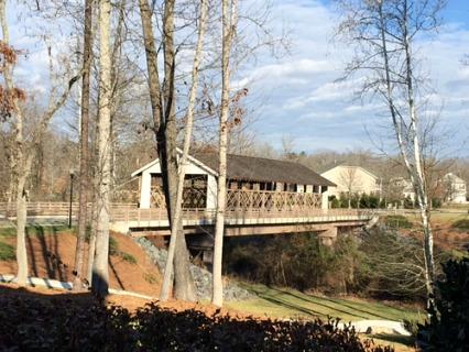 MillBridge Covered Bridge
