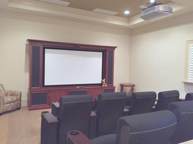 MillBridge Theatre Room