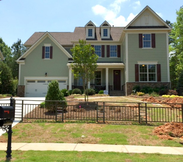 tuscany model home charlotte home seeker