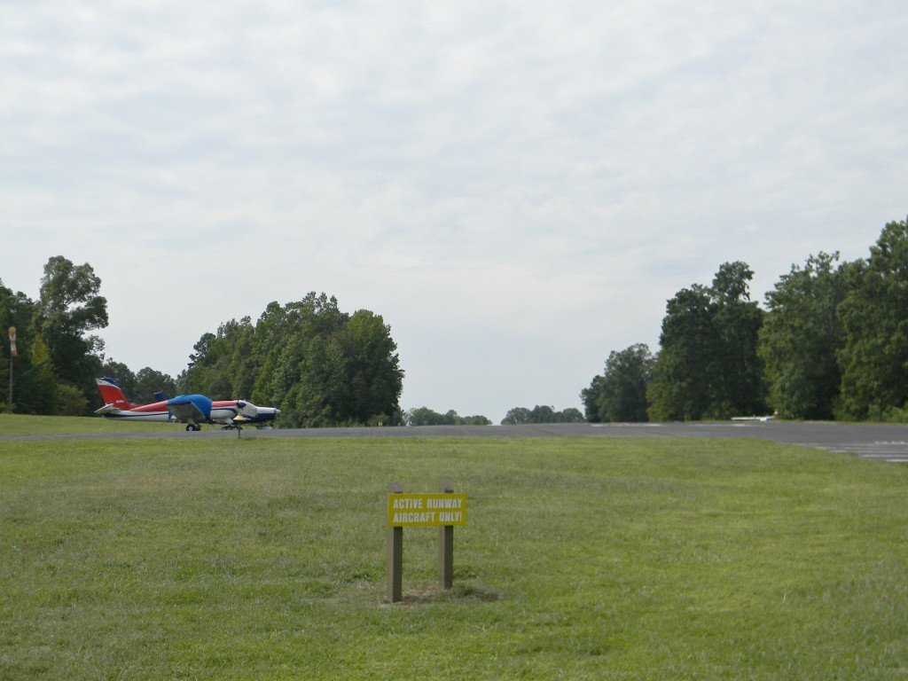 Private Airstrip