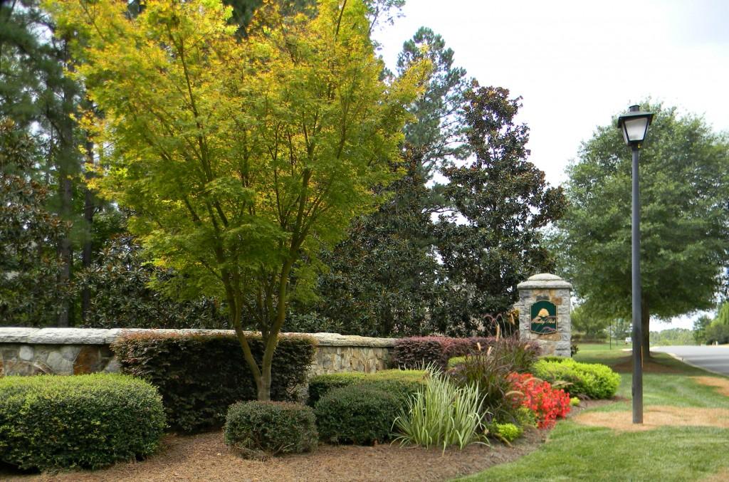 Hadley Park Entrance