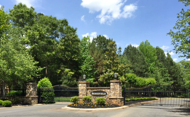 Sedgefield Gated Entry