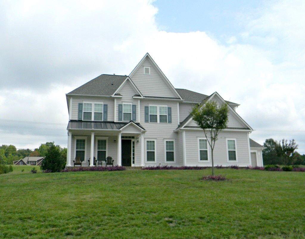 Example of Neighborhood Homes