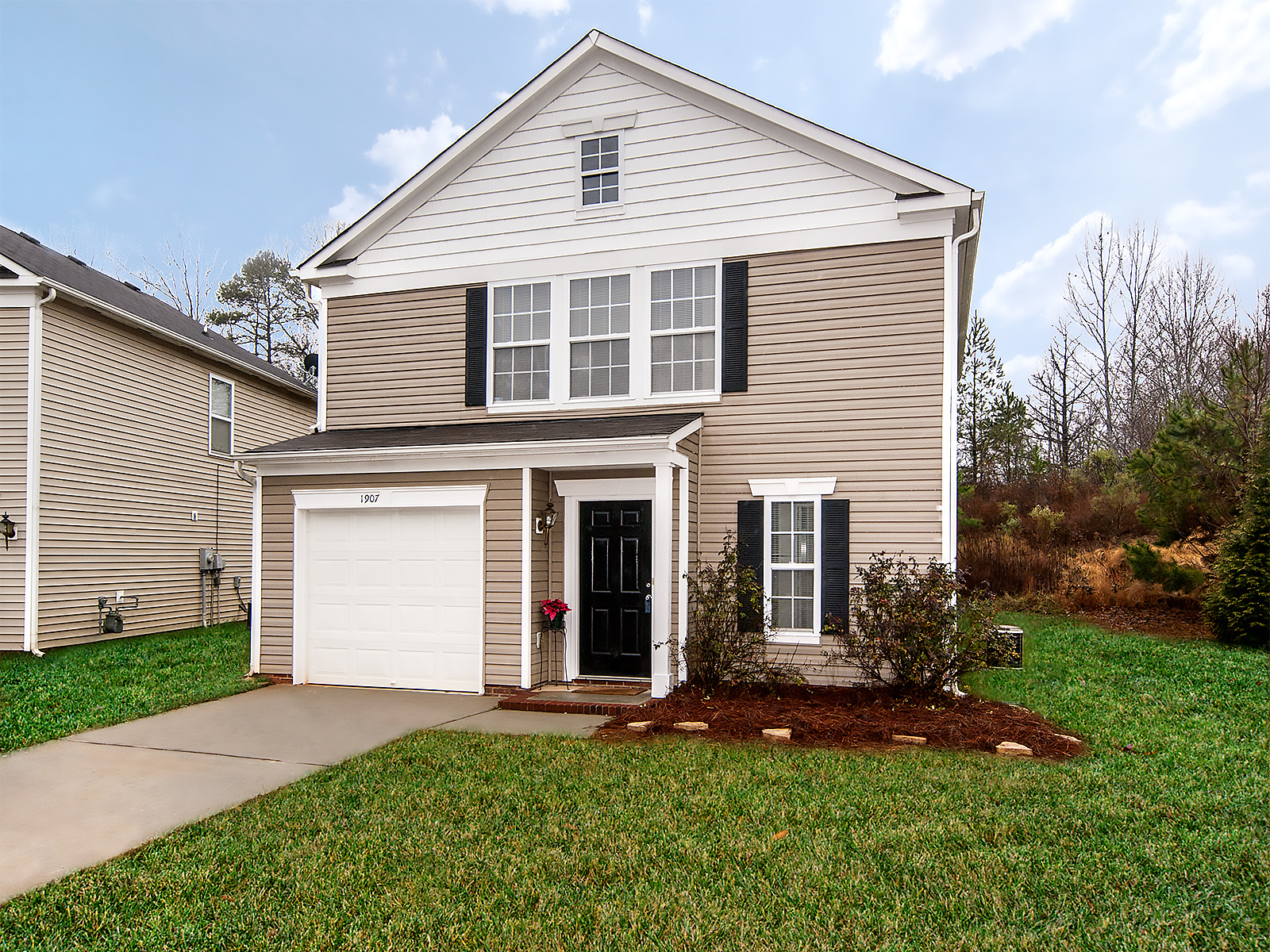 Harrison Park Charlotte Home Seeker