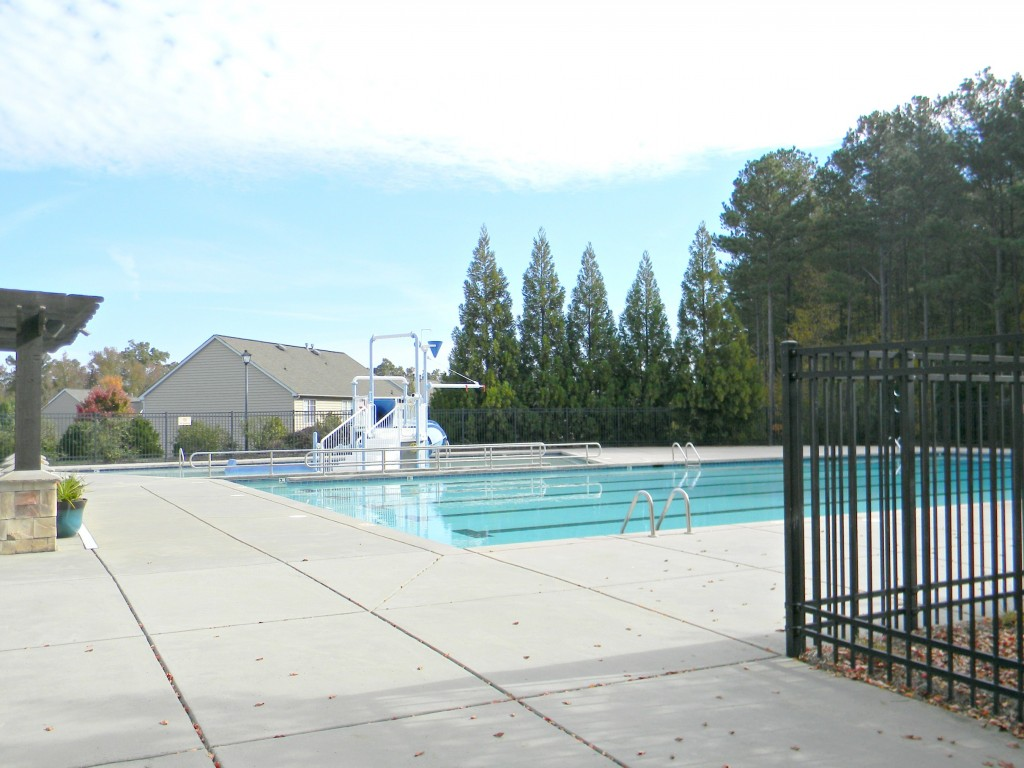 Neighborhood Pool