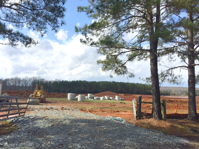 New Construction Subdivisions in Weddington