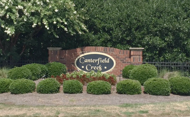 Canterfield Creek