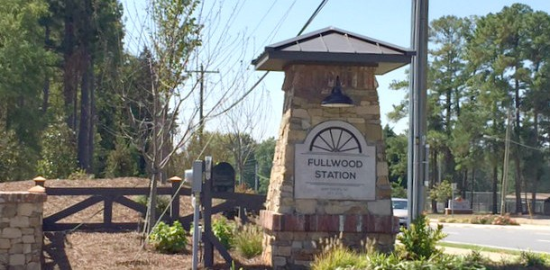 Fullwood Station