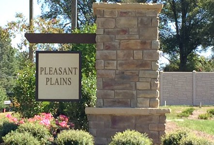 Pleasant Plains